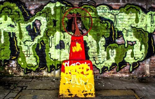 Dennis Dieleman-Graffiti