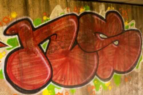 Hans Duisdeijker-Graffiti