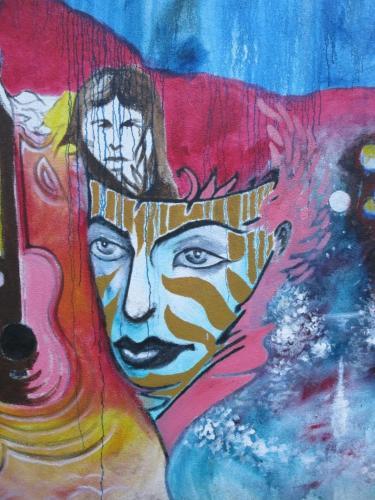 Linda Huisman-Graffiti