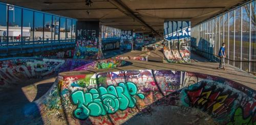 Michel Romeijn-Graffiti