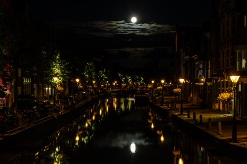 Peter van der Voort - Alkmaar by Night - 002