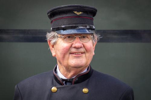 Peter van der Voort - Stoomtrein - 2
