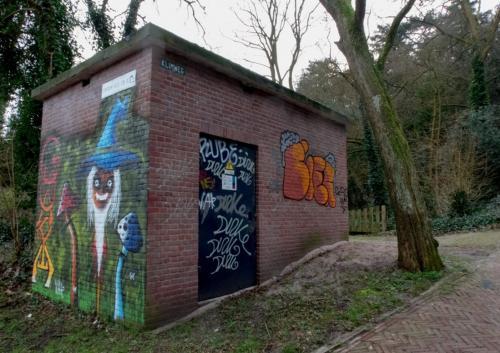 Puck Steinmetz-Graffiti