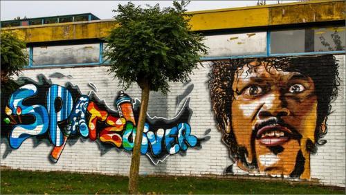 Sjoerd Veltman - Graffitie