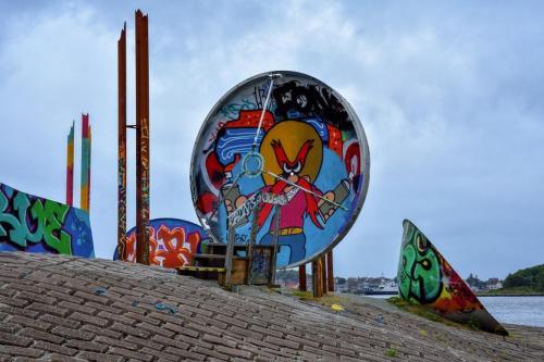 Tini Reus-Graffiti